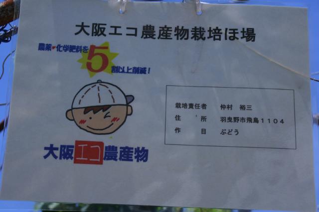 大阪エコ農産物